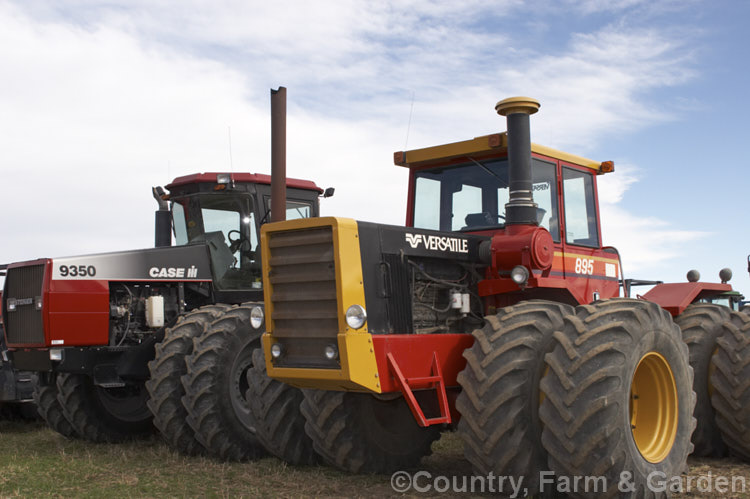Large 4 Wheel Drive Tractors : Large tractors photo royalty free other tractor makes