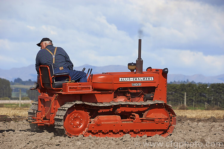 allis chalmers hd3 photo