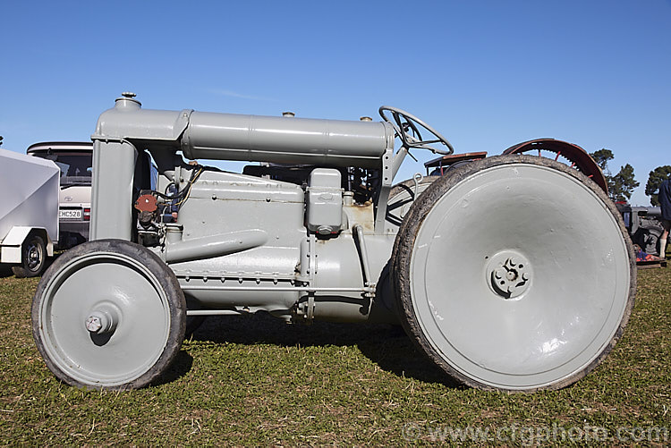 Ford Model F Tractor : Fordson f industrial photo royalty free ford