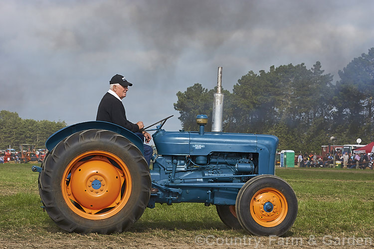 Ford Dexta Tractor Information : Fordson dexta photo royalty free ford