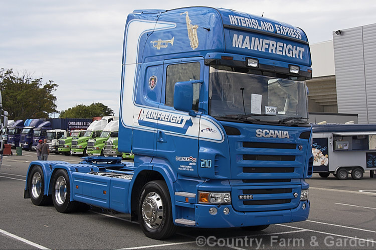For More Photos Of This Subject See The Scania Trucks Picture Category